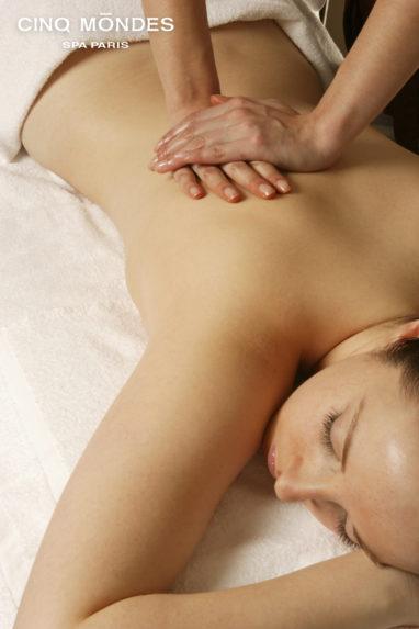 Drainant, appaisant, énergisant, relaxant, un masage en fonction de votre besoin et envie du moment.