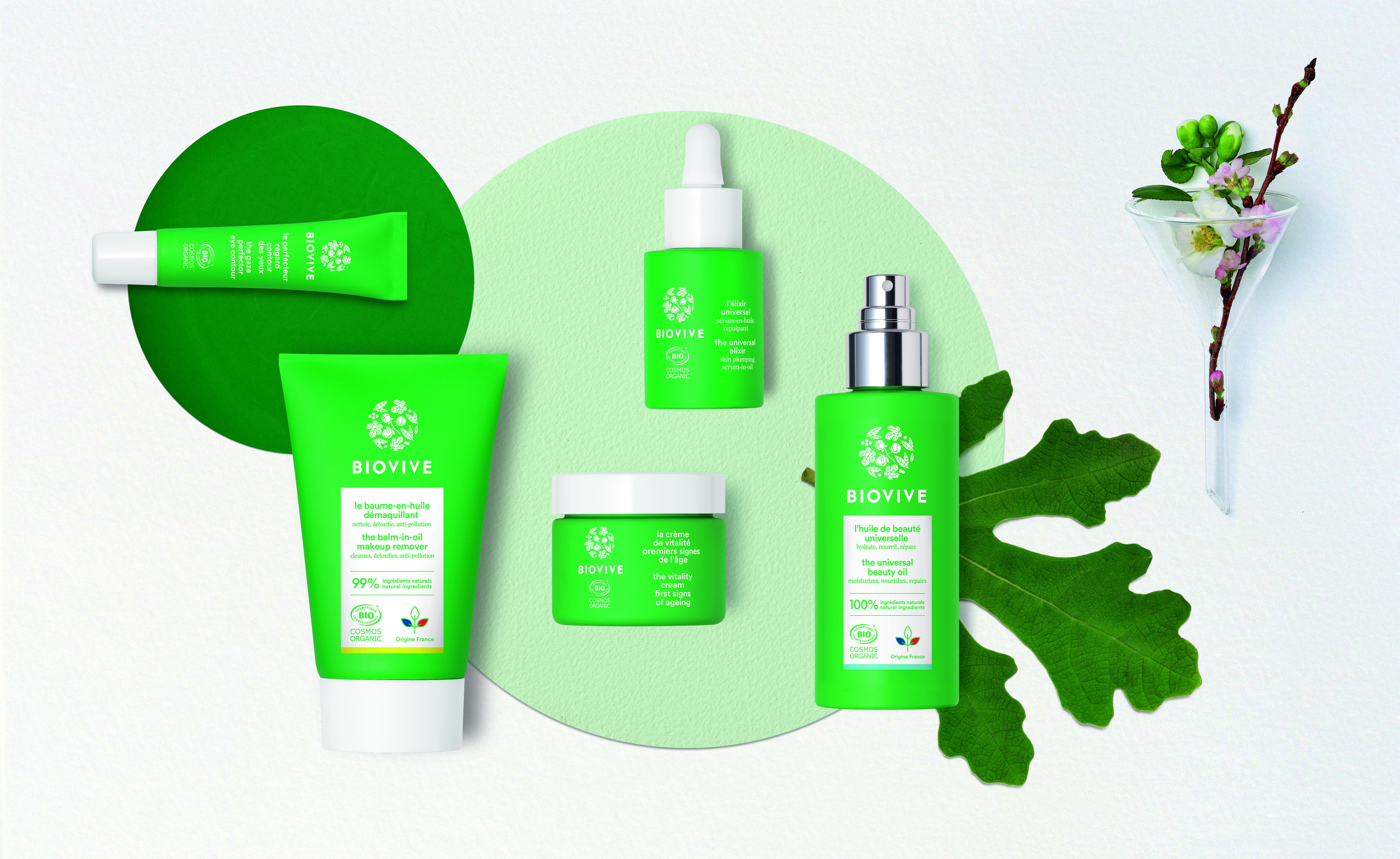 Les produits Biovive vous proposent une gamme Bio, Vegan et Made In France.